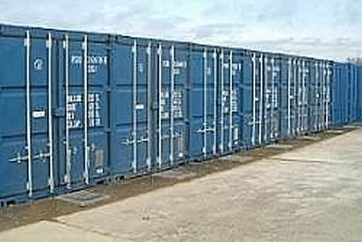 AB Self Storage Containers
